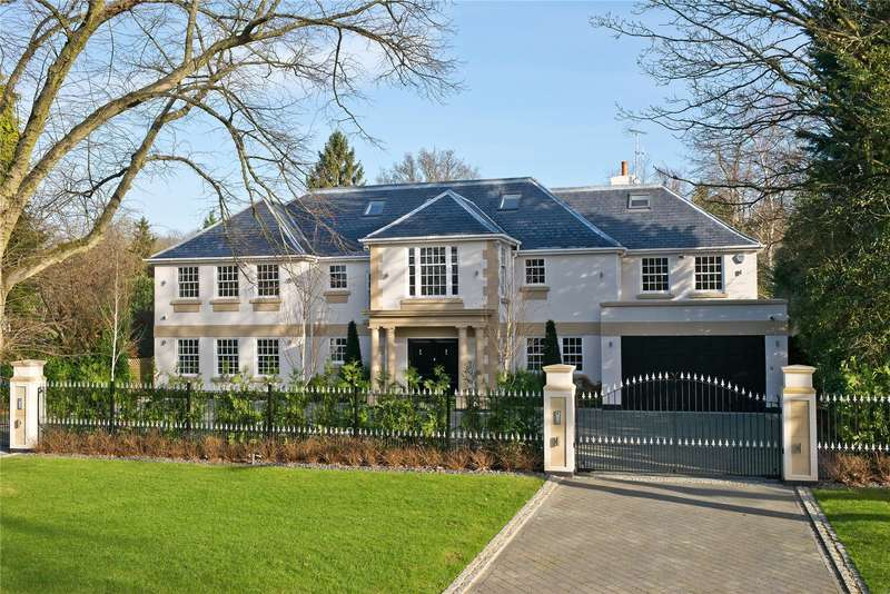 7 Bedrooms Detached House for sale in Icklingham Road, Cobham, Surrey, KT11