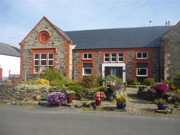 3 Bedrooms Semi Detached House for sale in The Old Primary School, Carradale