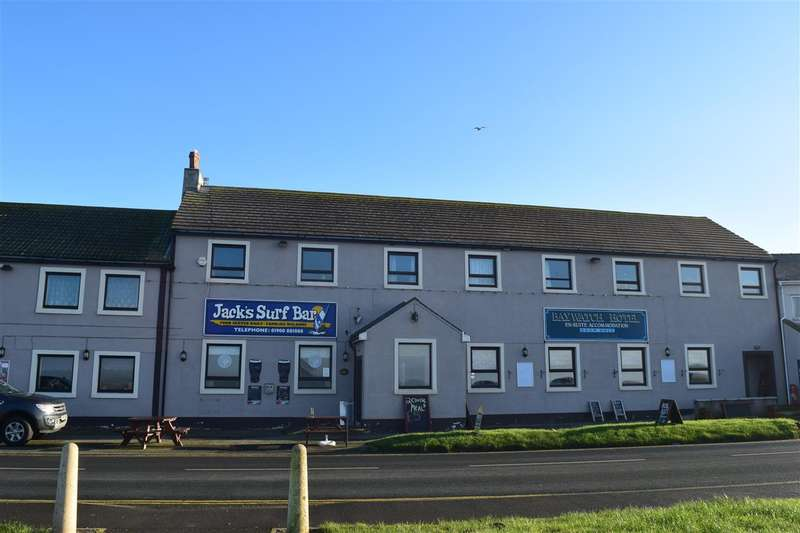12 Bedrooms Commercial Property for sale in BayWatch Hotel, Allonby, Maryport
