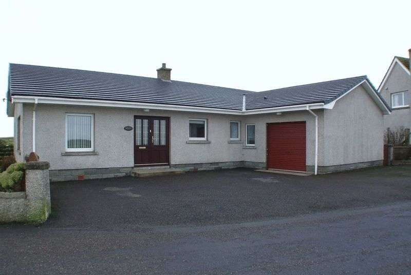 4 Bedrooms Detached Bungalow for sale in Springfield, Glengolly, Thurso, Caithness, KW14 7XP