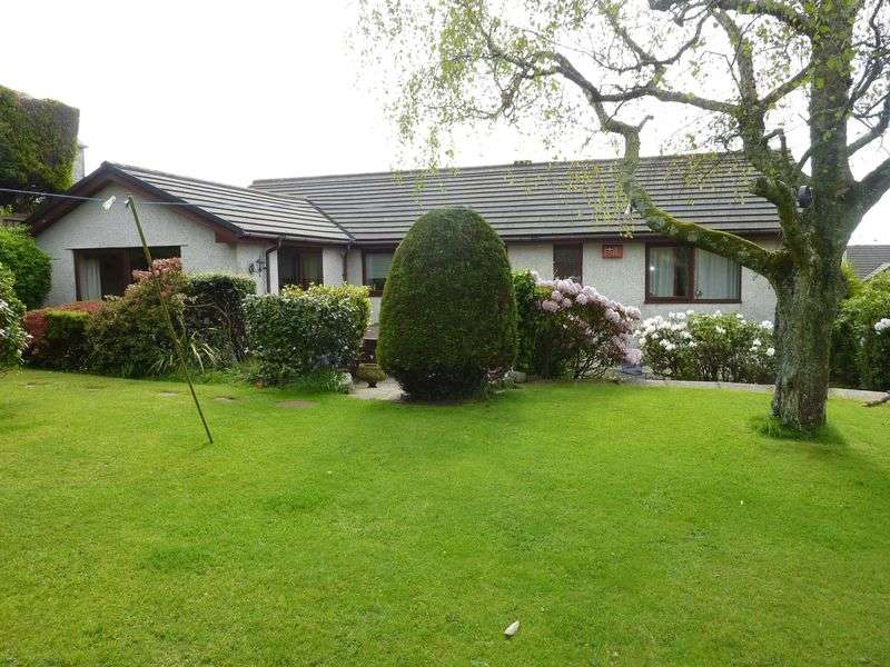 4 Bedrooms Detached Bungalow for sale in Berrycombe Hill, Bodmin