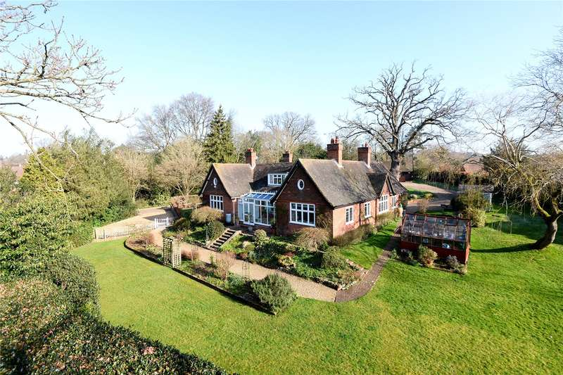 5 Bedrooms Detached House for sale in Longwater Road, Finchampstead, Wokingham, Berkshire, RG40