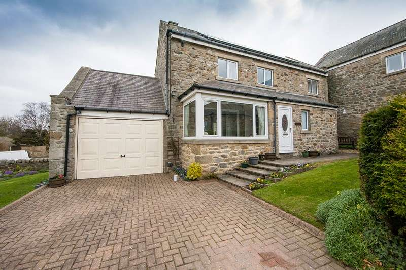 3 Bedrooms Detached House for sale in High Mickley, Stocksfield