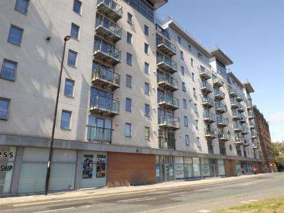 2 Bedrooms Flat for sale in Hanover Mill, Hanover Street, Newcastle upon Tyne, Tyne and Wear, NE1