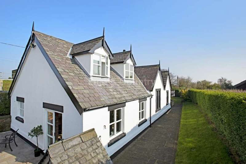 3 Bedrooms Cottage House for sale in Pex Hill, Cronton