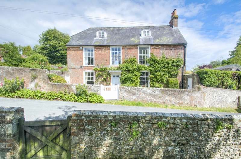 5 Bedrooms Detached House for sale in Church Hill, Slindon