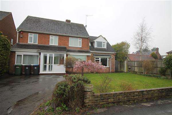 4 Bedrooms Detached House for sale in Elm Drive, Alcester, Alcester, Alcester