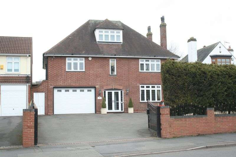 6 Bedrooms Detached House for sale in KINGSWINFORD, Stream Road
