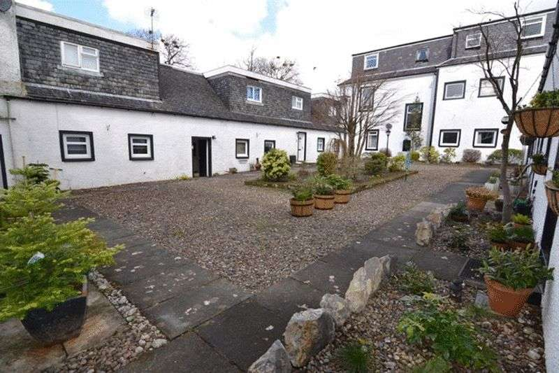 3 Bedrooms Terraced House for sale in Park Court, Beith