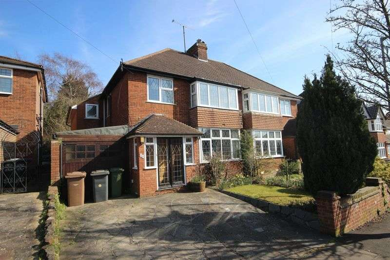 4 Bedrooms Semi Detached House for sale in Manton Drive, Luton