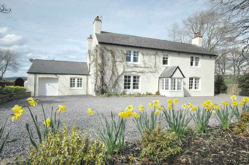 4 Bedrooms Detached House for sale in The Old Rectory, Llangan, Vale of Glamorgan, CF35 5DW