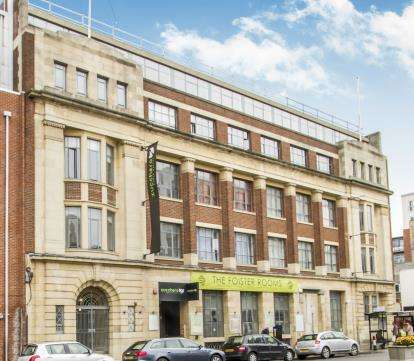 1 Bedroom Flat for sale in Charles Street, Leicester, Leicestershire, England
