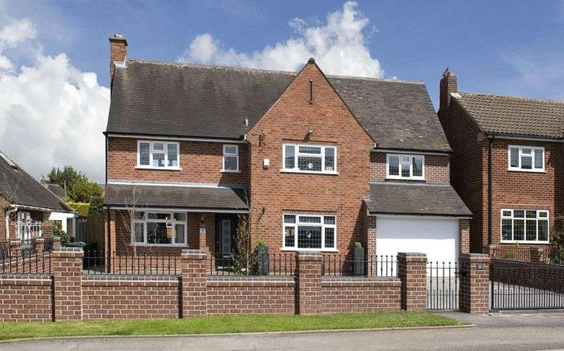 5 Bedrooms Detached House for sale in Maidensbridge Road, Wall Heath