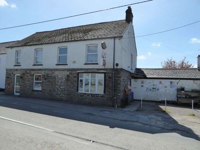 5 Bedrooms Commercial Property for sale in Marshgate, Camelford