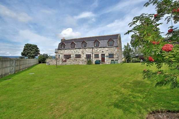 4 Bedrooms Detached House for sale in Craigearn,, Kemnay, Inverurie, Aberdeenshire