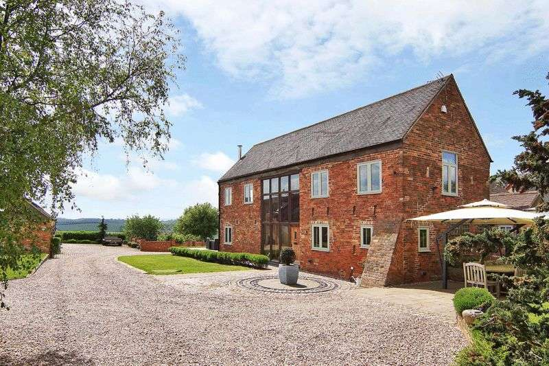 4 Bedrooms Detached House for sale in Stocking Lane, East Leake
