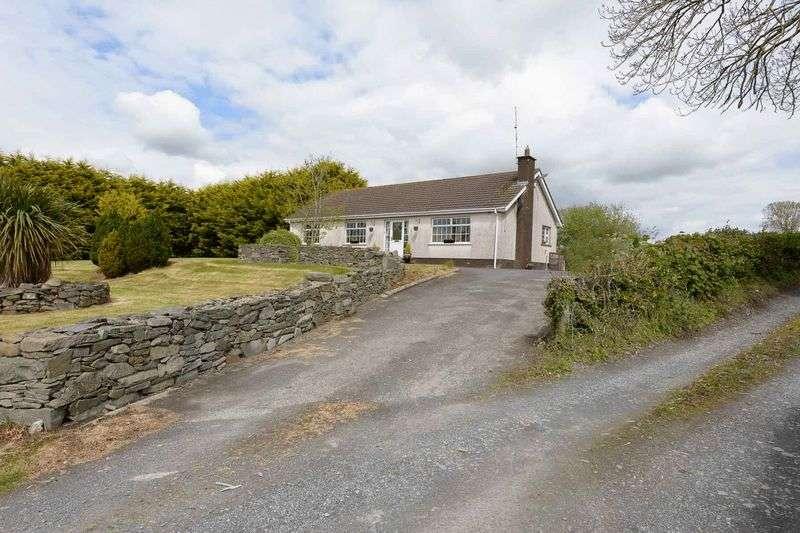 4 Bedrooms Detached Bungalow for sale in 1 Milltown Lane, Ballynahinch, BT24 7JW
