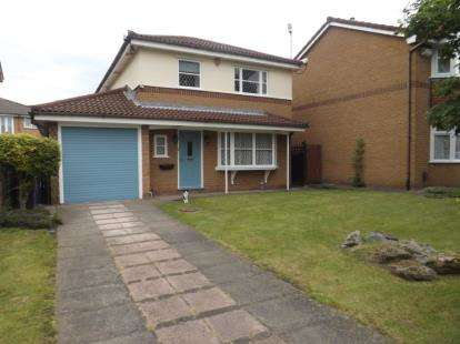 4 Bedrooms Detached House for sale in Lindsay Road, Manchester, Greater Manchester