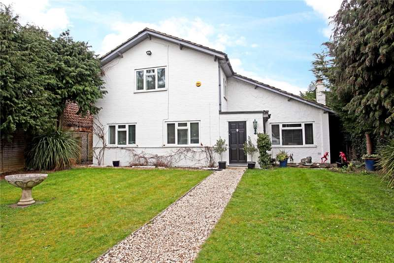 3 Bedrooms Detached House for sale in Park Avenue, Wraysbury, Berkshire, TW19