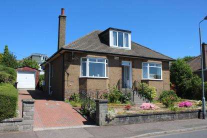 3 Bedrooms Bungalow for sale in Muirend Road, Cardross