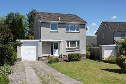 3 Bedrooms Detached House for sale in Pladda Way, Helensburgh