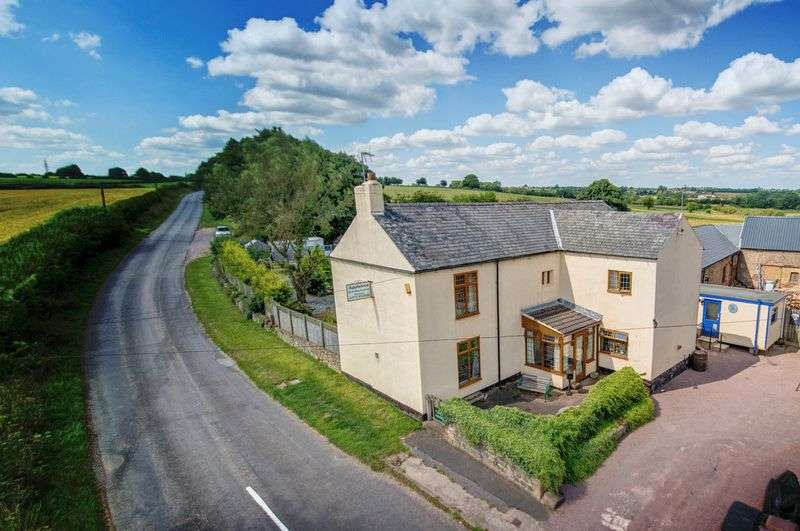 4 Bedrooms Detached House for sale in PARK LANE, SHIRLAND PARK