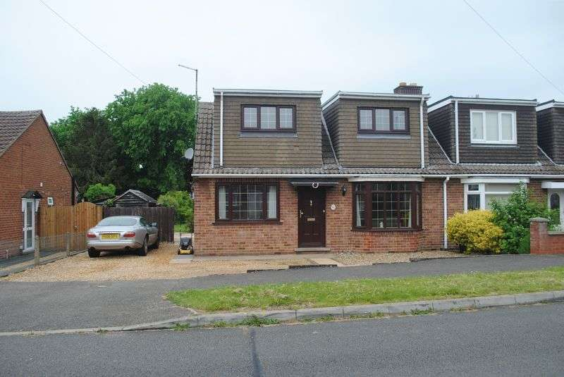 3 Bedrooms Semi Detached House for sale in Alfred Street, Stanwick