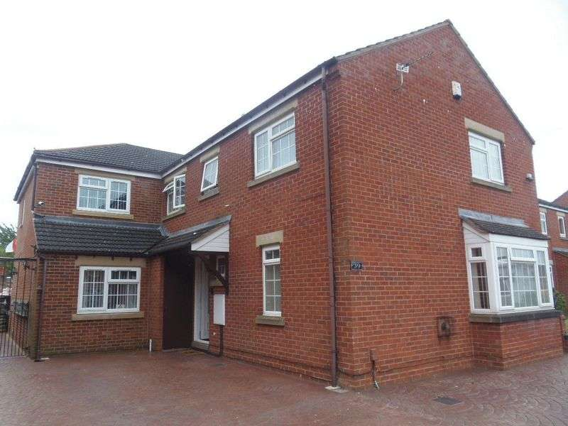6 Bedrooms Detached House for sale in