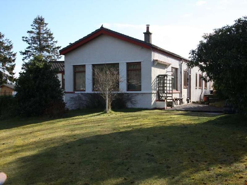 4 Bedrooms Detached Bungalow for sale in Sunfield Drummond Road, Evanton, Dingwall, IV16