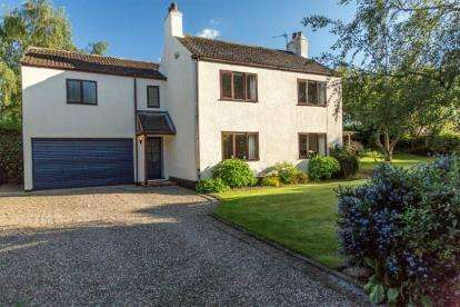 4 Bedrooms Detached House for sale in Church House, Hutton Rudby, Yarm