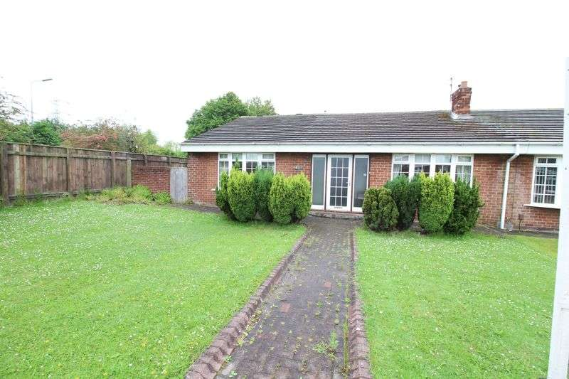4 Bedrooms Semi Detached Bungalow for sale in Holland Park Drive, Jarrow