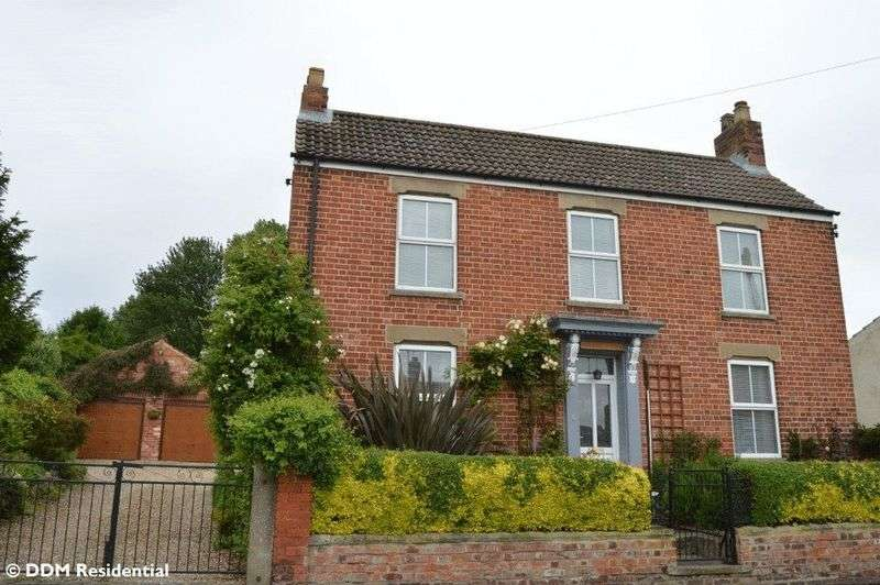 3 Bedrooms Detached House for sale in Cross Street, Barrow-Upon-Humber