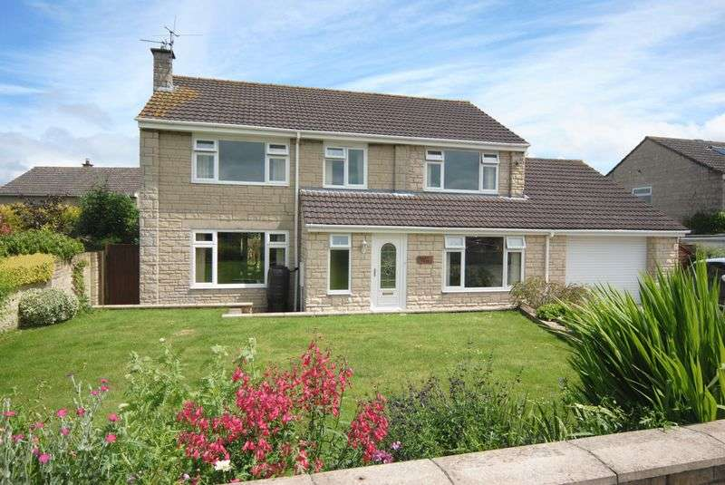 4 Bedrooms Detached House for sale in Northfield, Somerton
