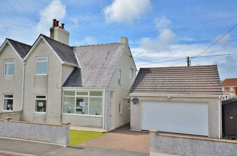 3 Bedrooms Semi Detached House for sale in Hilden Road, Cleator
