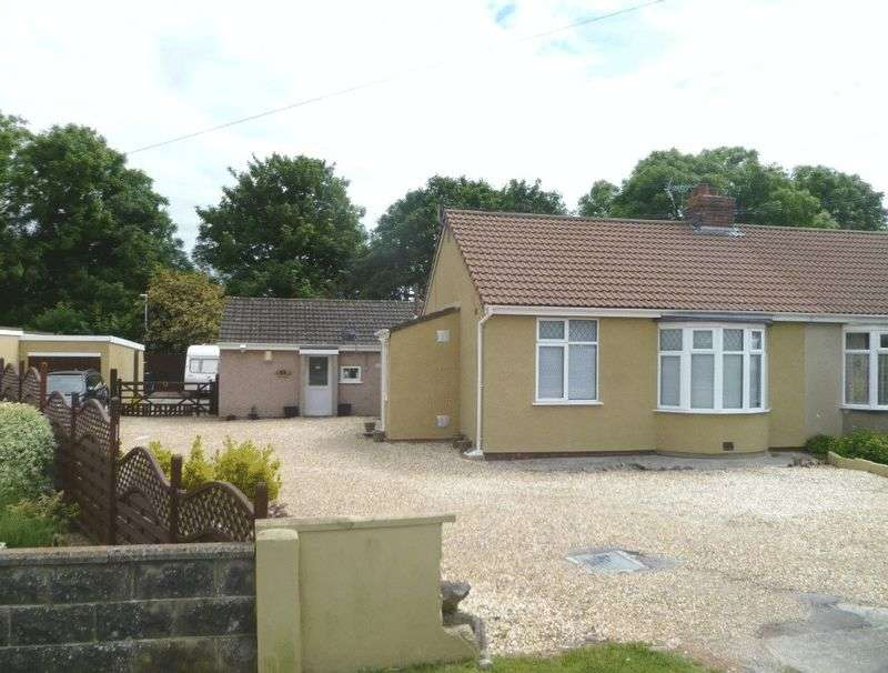 2 Bedrooms Detached Bungalow for sale in New Bristol Road, Worle, Weston-super-Mare