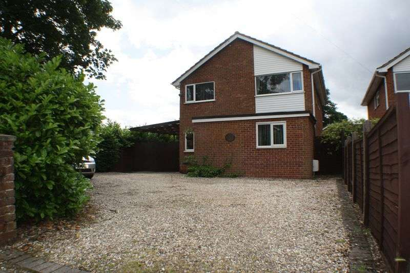 5 Bedrooms Detached House for sale in Crockhamwell Road, Reading