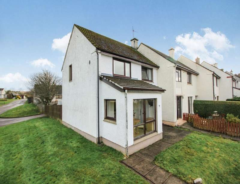 3 Bedrooms Property for sale in Sellar Place, Conon Bridge, Dingwall, IV7