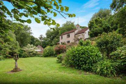 4 Bedrooms Detached House for sale in Pearces Hill, Frenchay, Bristol, The Old Mill House