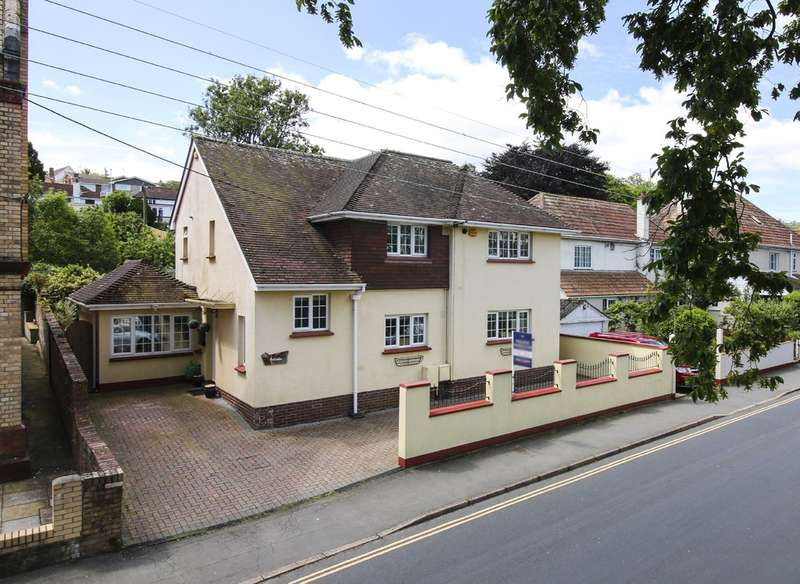 4 Bedrooms Detached House for sale in Barton Terrace, Dawlish