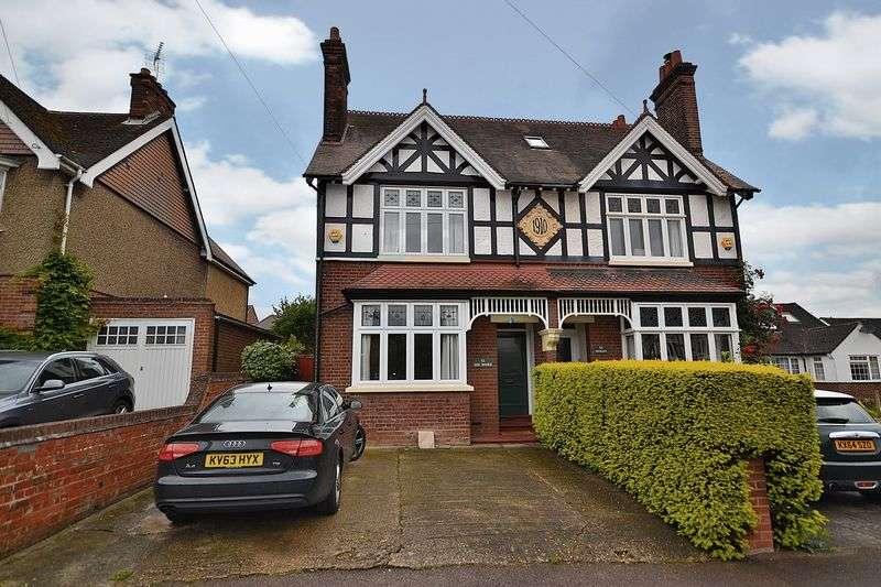 6 Bedrooms Semi Detached House for sale in Rosebery Avenue, Linslade