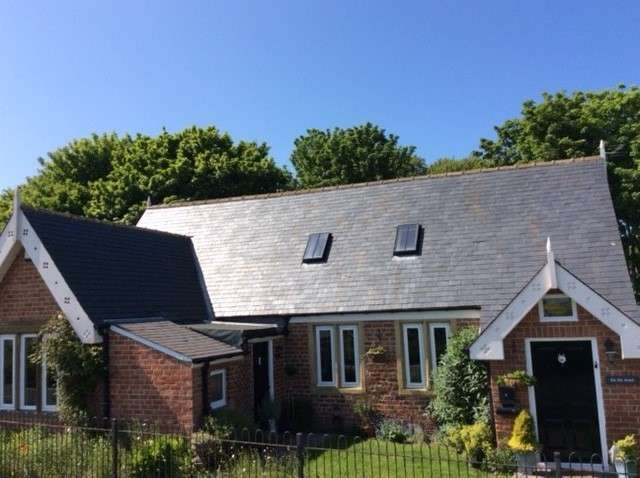 4 Bedrooms Detached House for sale in Church lane, Elwick Village, County Durham, TS27