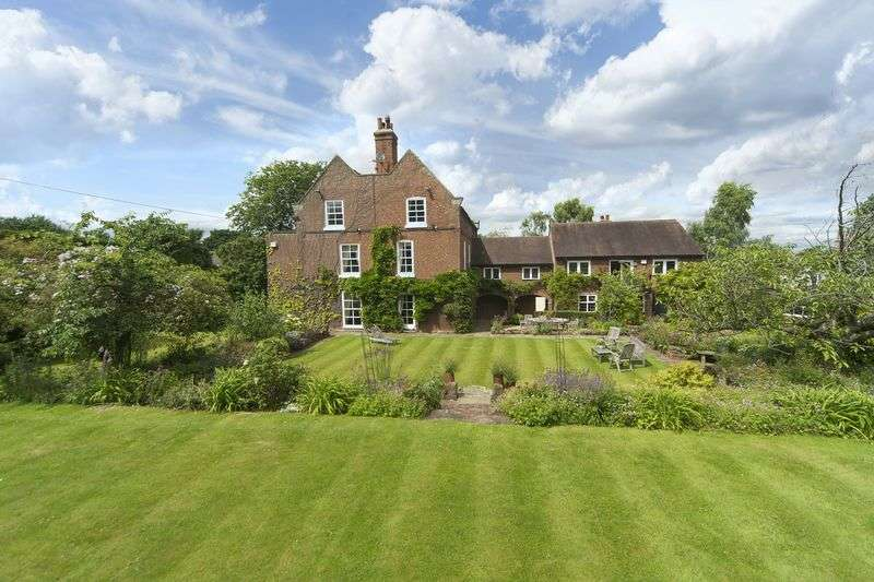 7 Bedrooms Detached House for sale in Ackleton Manor, Folley Road, Ackleton