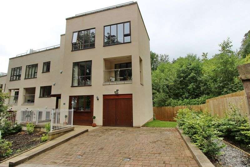 5 Bedrooms Mews House for sale in The Crescent, Radford Street, Salford, Manchester