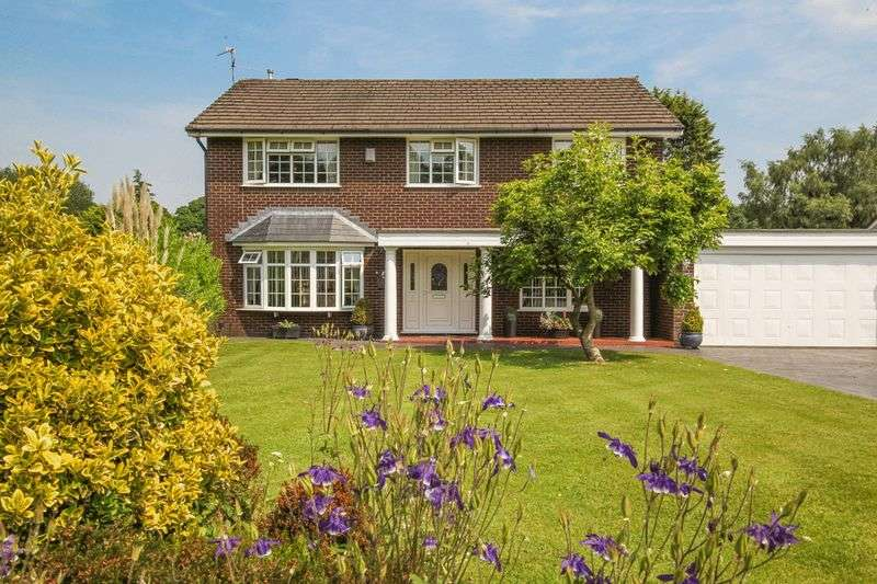 4 Bedrooms Detached House for sale in Haydock Park Gardens, Newton-Le-Willows