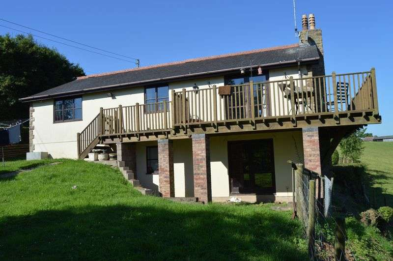 4 Bedrooms Detached House for sale in Chaxhill, Westbury-On-Severn