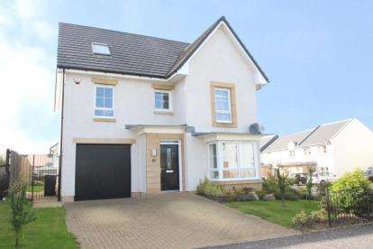5 Bedrooms Detached House for sale in Clover Place, Newton Mearns