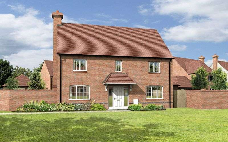 5 Bedrooms Detached House for sale in The Peddar, Plot 12, The Portway, East Hendred