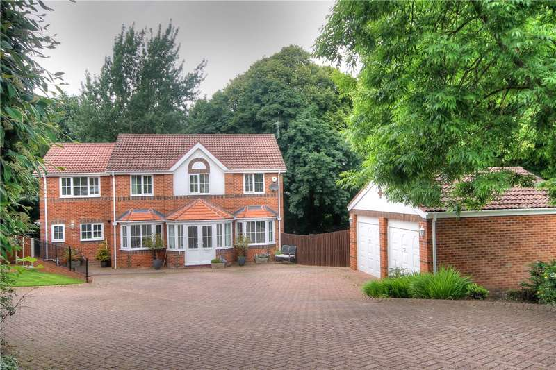 4 Bedrooms Detached House for sale in Graythwaite, Chester Le Street, Co Durham, DH2