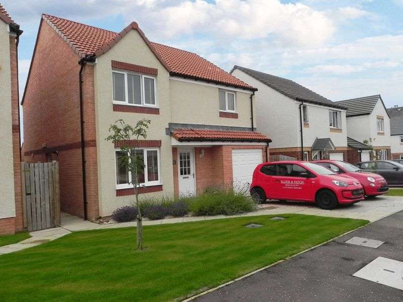 4 Bedrooms Detached House for sale in St. Michaels Yard, Dundee
