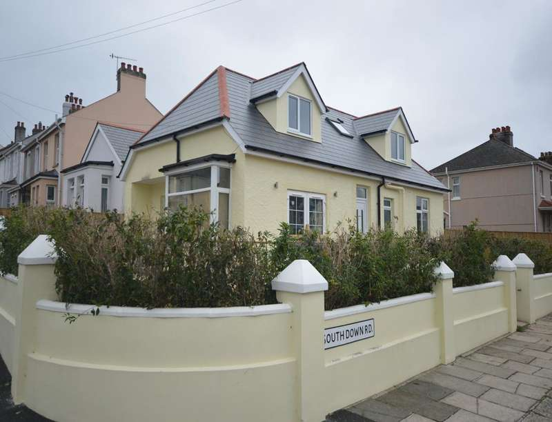 3 Bedrooms Property for sale in South Down Road, Beacon Park, Plymouth, PL2